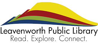 Logo for Leavenworth Public Library